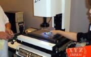 オイルシール検査 2.5Dオーバーヘッドプロジェクター